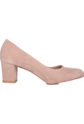 Loggalin 580710 031 327 Kadın Vizon Ayakkabı