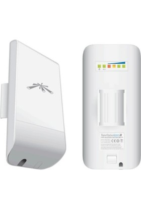 Ubıquıtı (Ubnt) 150Mbps 2.4Ghz Nanostation Locom2 1Port 8Dbi 5+Km Outdoor Access Point 50Kullanıcı
