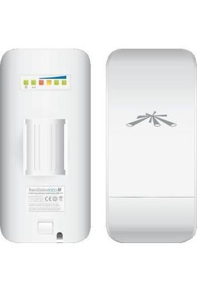 Ubıquıtı (Ubnt) 150Mbps 2.4Ghz Nanostation Locom2 1Port 8Dbi 5+Km Outdoor Access Point 50Kullanıcı