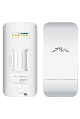 Ubıquıtı (Ubnt) 150Mbps 5Ghz Nanostation Locom5 1Port 13Dbı 10+Km Outdoor Access Point Poe 50Kullanıcı