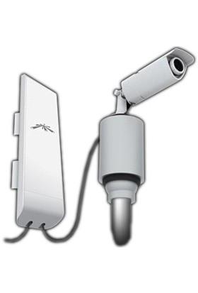 Ubıquıtı (Ubnt) 150Mbps 5Ghz Nanostation Nsm5 2Port 16Dbı 15+Km Outdoor Access Point Poe 100Kullanıcı