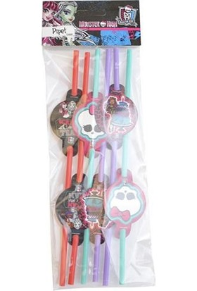 Partibahcesi Monster High Pipet 6 Ad.