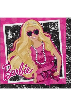 Partibahcesi Barbie Klasik Klasik Kağıt Peçete 16'Lı 33X33 Cm
