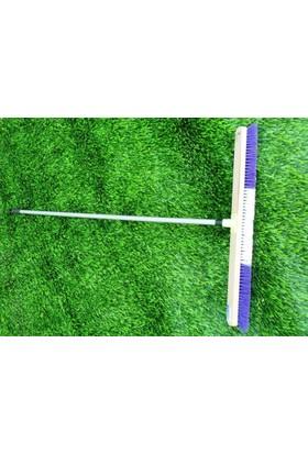 adelinspor Halı Kumlama-Granül Fırçası 80 Cm Metal Saplı