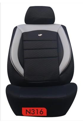 K-Design Oto Koltuk Kılıfı Ortopedik Gofraj Serisi - N316