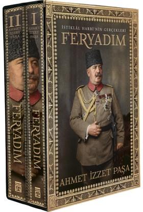 Feryadım 1-2 (2 Kitap) - Ahmet İzzet Paşa