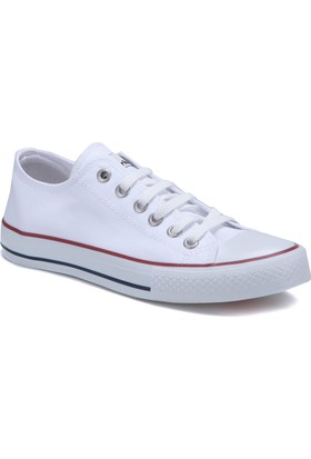 Polaris 71.355075.M Beyaz Erkek Ayakkabı