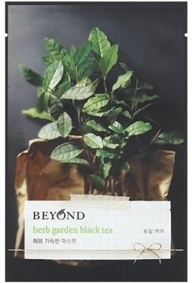 Beyond Herb Garden Mask - Black Tea 1 adet