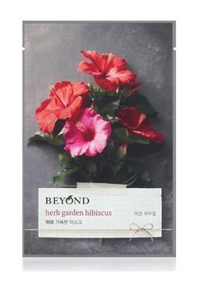 Beyond Herb Garden Mask - Hibiscus 1 adet