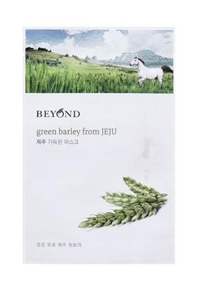 Beyond Mask From Jeju - Green Barley 1 adet