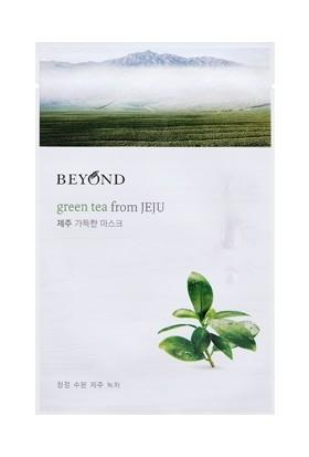 Beyond Mask From Jeju - Green Tea 1 adet