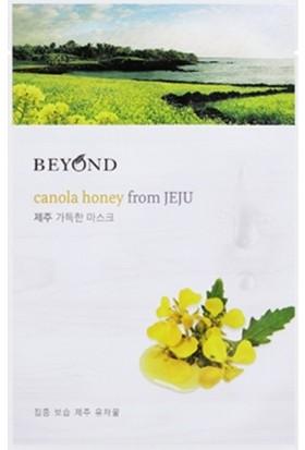 Beyond Mask From Jeju - Canola Honey 1 adet