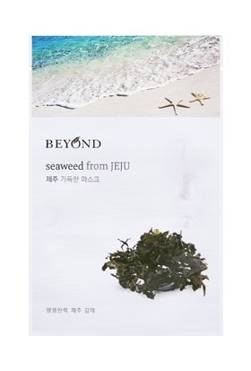 Beyond Mask From Jeju - Seaweed 1 adet