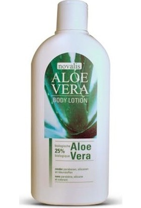 Novocrin Therapy Aloe Vera Özlü Vücut Losyonu 250 ml.