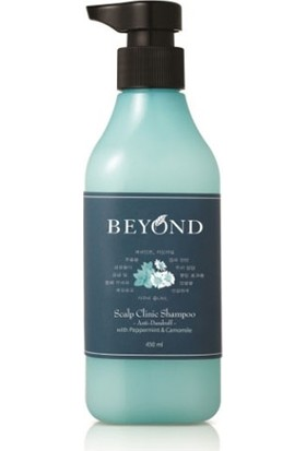 Beyond Deep Clean Scalp Clinic Shampoo 450 ml.