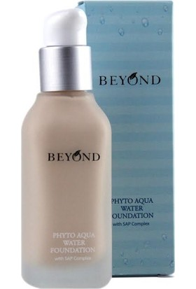 Beyond Phyto Aqua Water Foundation SPF28 PA++ No.01 Pink Beige 50 ml.