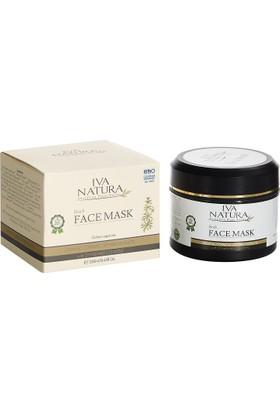 Iva Natura Organik Sertifikalı Siyah Maske 250 ml.