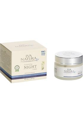 Iva Natura Organik Sertifikalı Nemlendirici Gece Kremi 50 ml.
