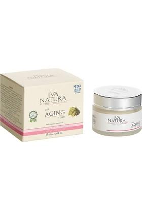 Iva Natura Organik Sertifikalı Anti-Aging Krem 50 ml.