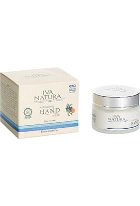 Iva Natura Organik Sertifikalı Nemlendirici El Kremi 50 ml.