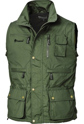 Pinewood 9288 Tiveden Açık Yeşil Yelek