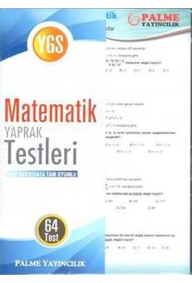 Palme YGS Matematik Yaprak Testleri (64 Test)
