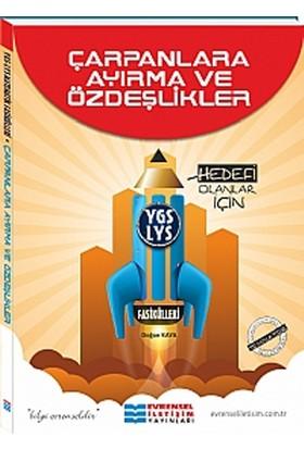 Evrensel İletişim Yayınları Ygs Lys Çarpanlara Ayırma Ve Özdeşlikler
