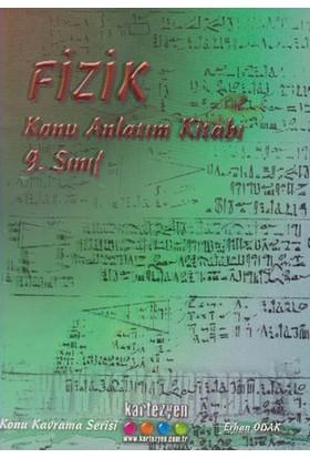 Kartezyen Yayınları 9. Sınıf Fizik Konu Anlatımlı Kitabı