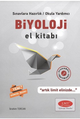 Limit Yayınları Lys Biyoloji El Kitabı - İbrahim Torcan