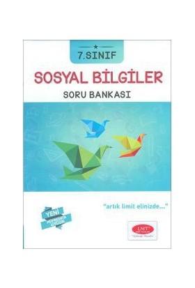 Limit Yayınları 7.Sınıf Sosyal Bilgiler Soru Bankası (2017)