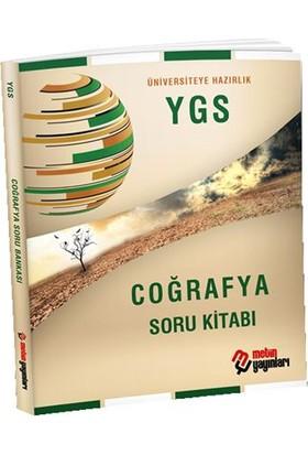 Metin Yayınları Ygs Coğrafya Soru Bankası