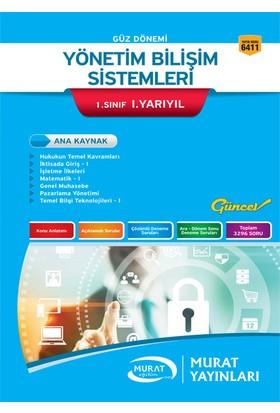 Murat Yayınları 6411 - Yönetim Bilişim Sistemleri 1. Sınıf 1. Yarıyıl