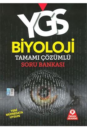 Örnek Akademi Yayınları Ygs Biyoloji Tamamı Çözümlü Soru Bankası