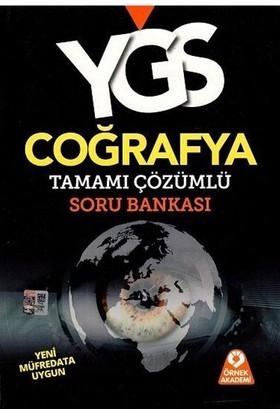 Örnek Akademi Yayınları Ygs Coğrafya Tamamı Çözümlü Soru Bankası
