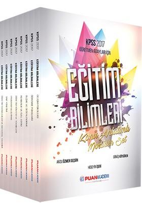 Puan Akademi Yayınları 2017 Kpss Eğitim Bilimleri Konu Anlatımlı Modüler Set