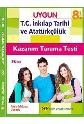 Sadık Uygun Yayınları 8.Sınıf İnkilap Tarihi Kazanım Tarama Testi