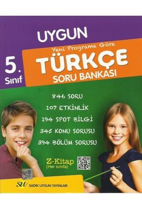 Sadık Uygun Yayınları 5. Sınıf Türkçe Soru Bankası