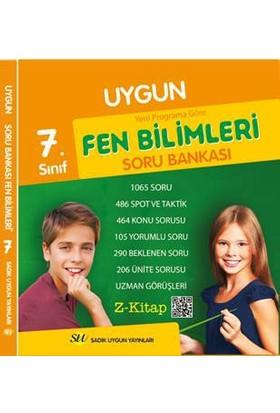 Sadık Uygun Yayınları 7.Sınıf Fen Bilimleri Soru Bankası