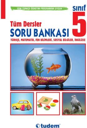 Tudem Yayınları 5. Sınıf Tüm Dersler Soru Bankası