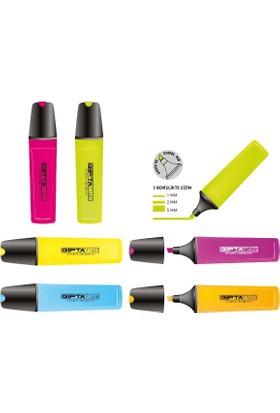 Gıpta Fosforlu Kalem Sarı