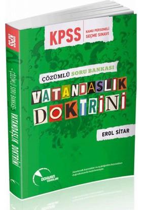 Doktirin Yayınları 2017 Kpss Vatandaşlık Çözümlü Soru Bankası