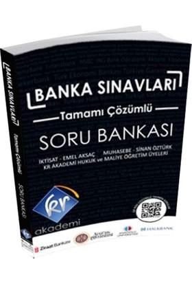 Kr Akademi Banka Sınavları Tamamı Çözümlü Soru Bankası