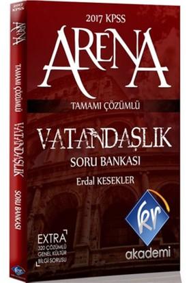 Kr Akademi 2017 Kpss Arena Vatandaşlık Tamamı Çözümlü Soru Bankası
