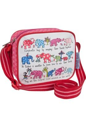 Tyrrell Katz Mini Çapraz Çanta Çocuk Elephants