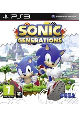 Sonic Generations Ps3