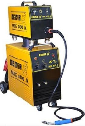 Demiriz Mıg 400 A - Mıg/Mag Gazaltı Kaynak Makinası