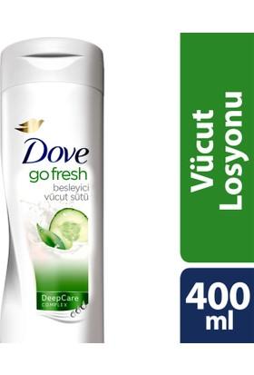 Dove Vücut Losyonu Go Fresh 400 ml