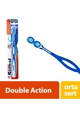Signal Diş Fırçası Double Action