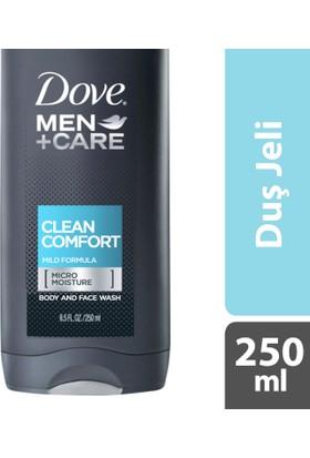 Dove Men Duş Jeli Clean Comfort 250 ml