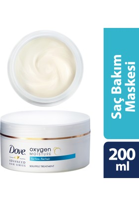Dove Advanced Haır Serıes Saç Bakım Maskesi Oxygen Moısture 200 ml